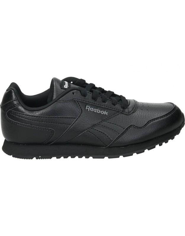 Botas color negro de casual lois 84856