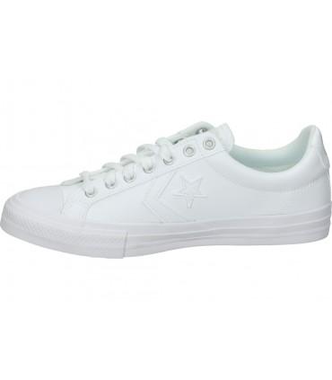 Botines para moda joven xti 49285 blanco