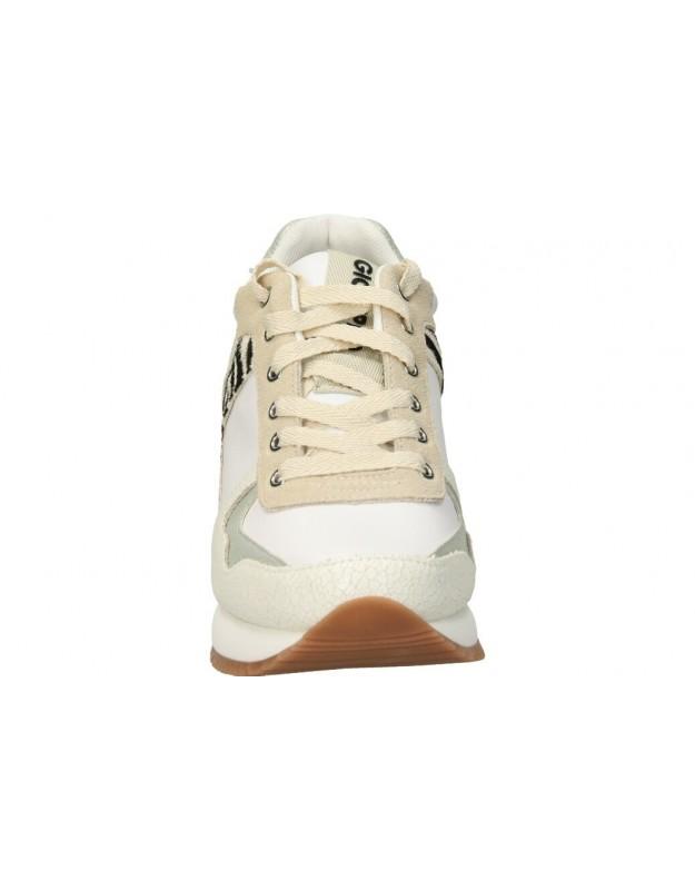 Zapatos color rojo de casual dorking 5794