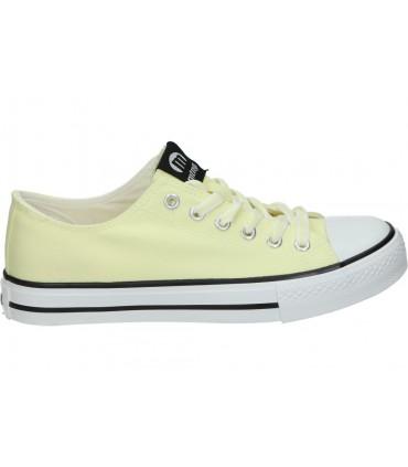 Zapatos para caballero planos skechers 65693-cdb en marron Waterproof