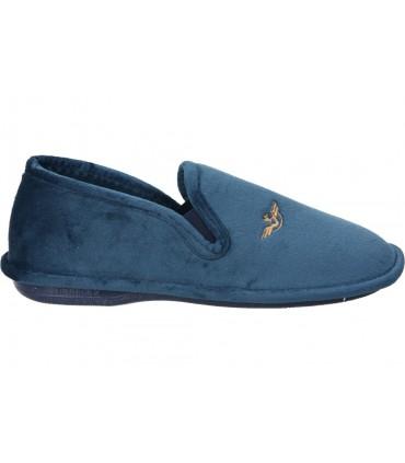 Zapatos casual de caballero skechers 65693-rdbr color marron Waterproof