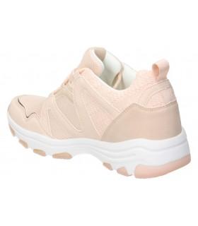 Zapatos para señora planos skechers 23356-bbk en negro