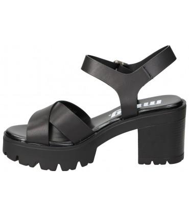 Skechers marron 12934-dktp zapatos para señora