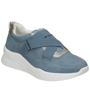 Botas casual de niño biomecanics 181151 a. color azul