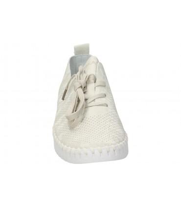 Zapatos para caballero planos g-star d14238 en negro