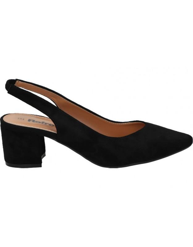 Botines casual de moda joven mtng 58666 color negro