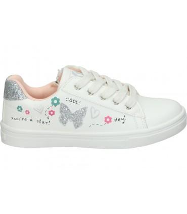 Zapatos para señora skechers 23356-dktp marron
