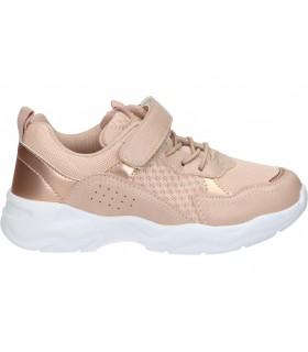 Zapatos color marron de casual skechers 65945-choc