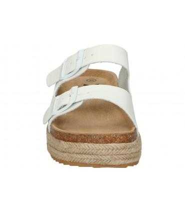 Botines para moda joven tacón d´angela dcz16302-m en marron