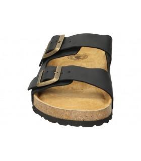 Botines para moda joven tacón stilmoda 9708 en negro