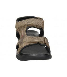 Botines para moda joven tacón stilmoda 9308 en marron