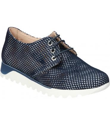 Zapatos para caballero planos zen 8040 en negro