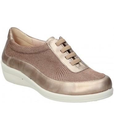 Zapatos para señora victorian 13463 rojo