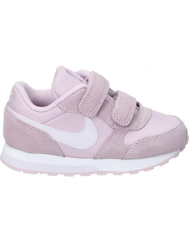 Kickers rosa 584348-10 zapatos para niña