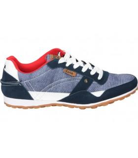 C. tapioca marron c077-63 botas para caballero