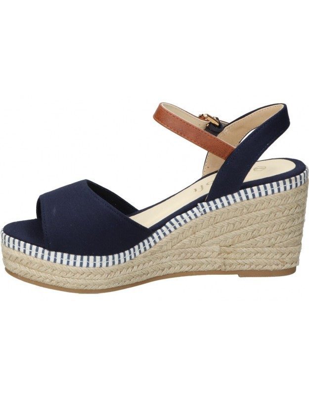 Zapatos jovisa 11000 azul para señora