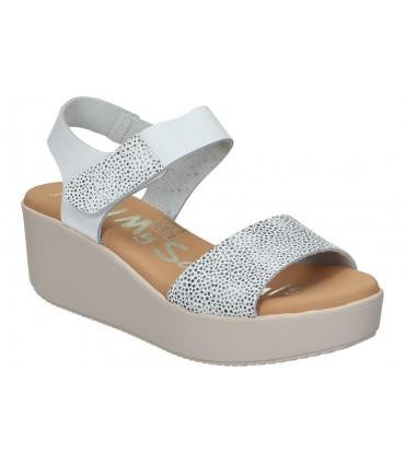 Zapatos geox d948sa gris para señora
