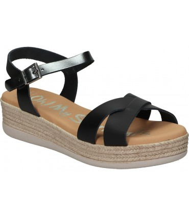 Zapatos para señora amarpies ast16127-me bronce