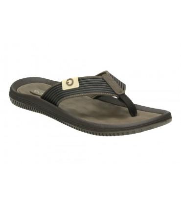 Zapatos para moda joven planos palmipao-aclys be fly flow b219-03-01 en negro