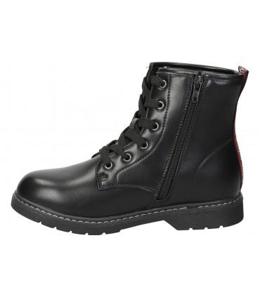 Bolsos de caballero privata st 4723 color negro med: 20cmx18cmx5cm