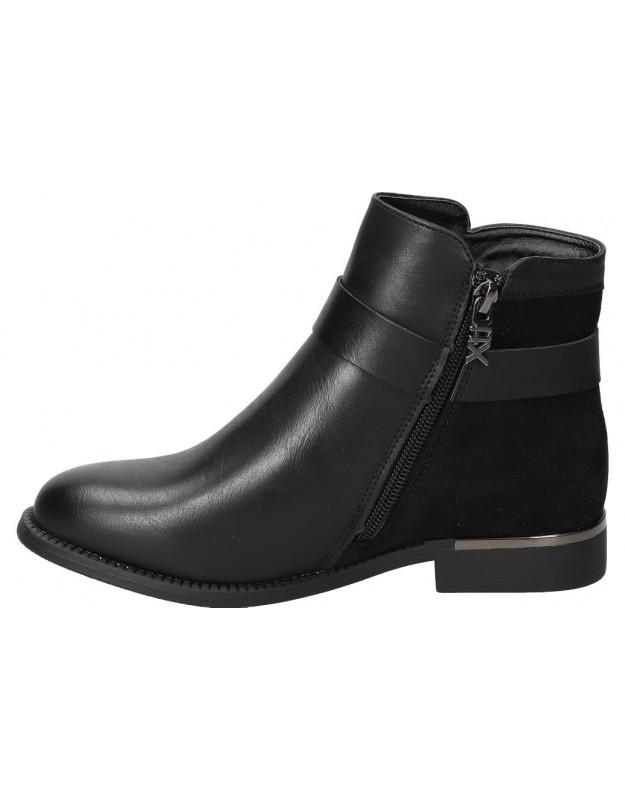 Botas invierno casual de señora stay 35-321 color negro