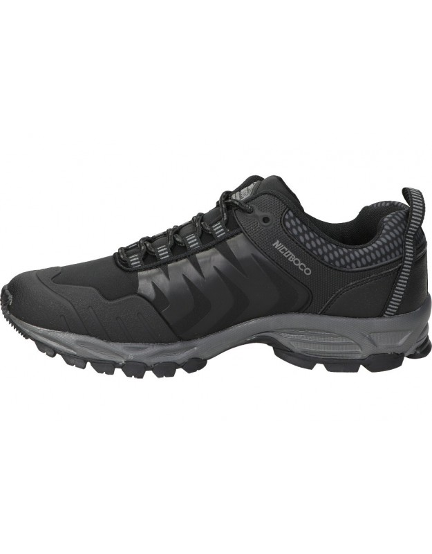 Zapatos color negro de casual desireé 92053