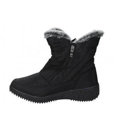 Zapatos casual de señora desireé 92053 color negro