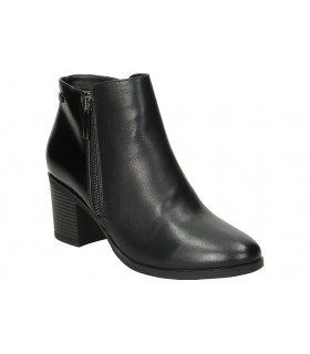 Zapatos color negro de casual dunlop 35427.