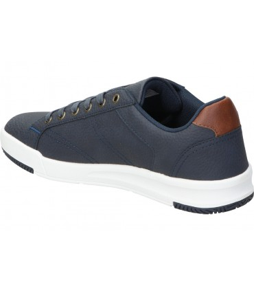 Zapatos color negro de casual nicoboco ringo, Waterproof