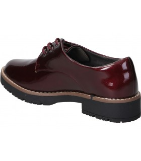 Zapatos color amarillo de casual xti 57028