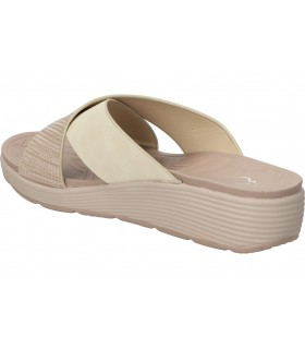 Zapatos casual de hombre skechers HESTON - SANTANO 65878-nvy color azul