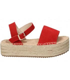 Zapatos color amarillo de casual xti 49892
