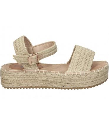 Zapatos para moda joven refresh 69538 taupe