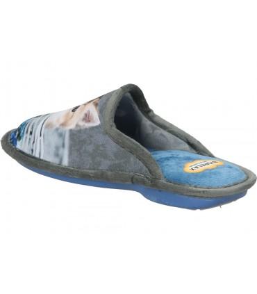 Zapatos para caballero refresh 69381 marron