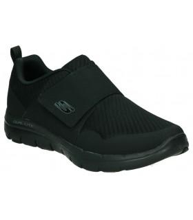 Zapatos color azul de casual fluchos f0474