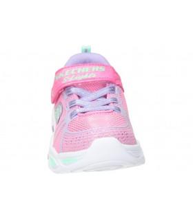 Zapatos para moda joven planos xti 44019 en blanco