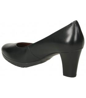 Zapatos color blanco de casual amarpies aqh17313