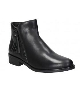 Zapatos casual pitillos 6080 para mujer color dorado para verano