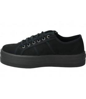 Zapatos casual de señora nature 1023 color plata