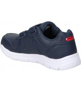 Zapatos para moda joven cuña maria mare 67598 en azul
