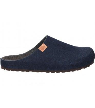 Zapatos casual de caballero nuper 7901 color negro