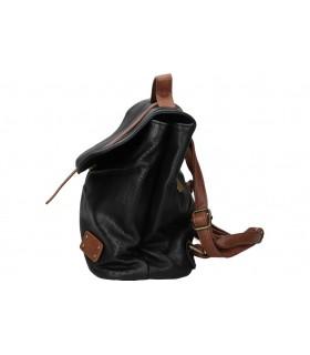 D. jones naranja 6269-1 mochila para mujer med: 21cm x 25cm x 11cm