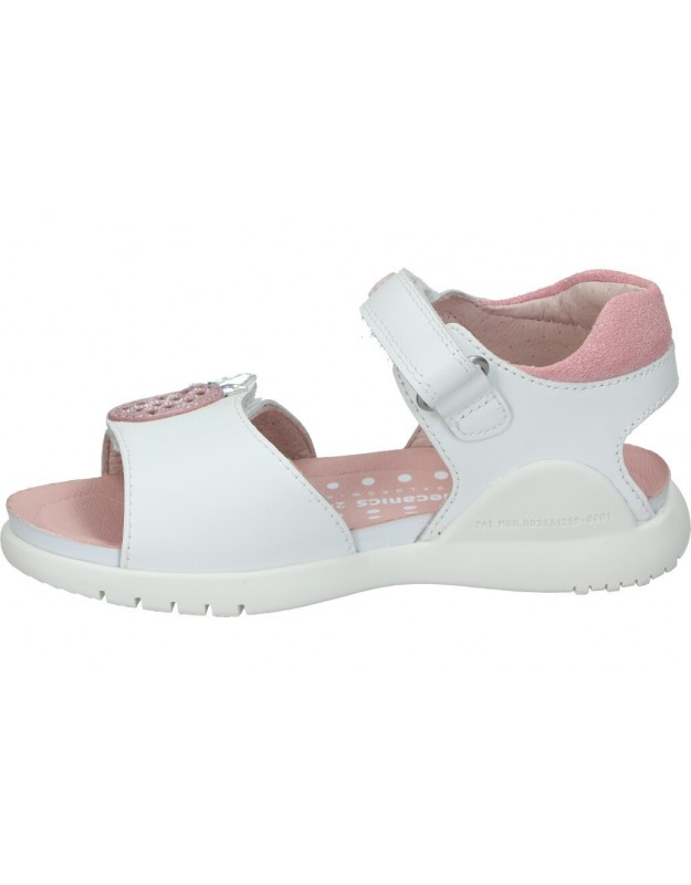 Zapatos para moda joven planos muss & cloud serly en marron