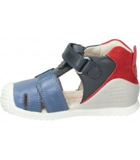 Zapatos casual de señora nature 4326 color blanco