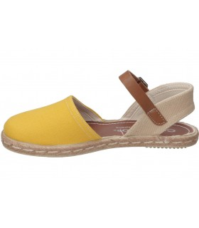 Zapatos casual de señora treinta´s 2508 color dorado