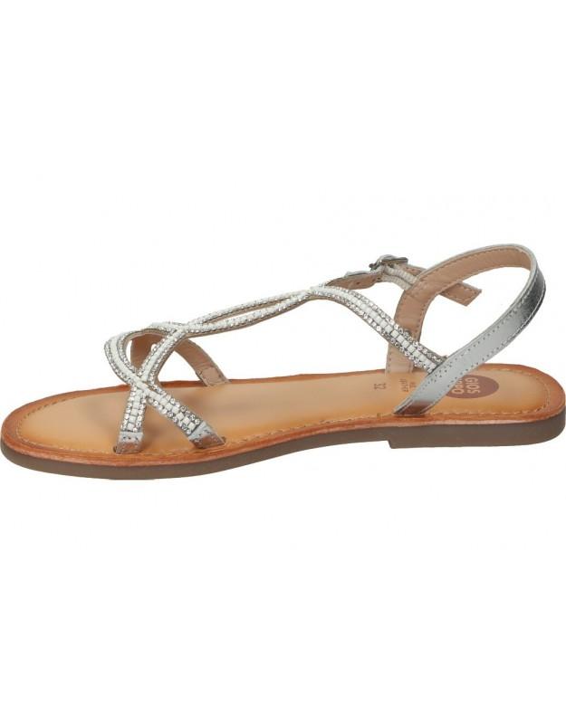 Zapatos casual de mujer top3 20538 color marron