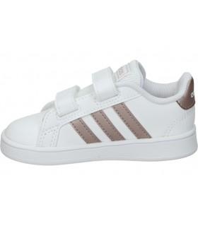 Deportivas casual blancas Skechers OMNE - CLASS STAR 84446l-wht color blanco