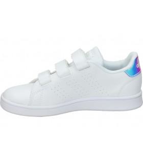 Zapatos para moda joven vivant lo-1946 blanco
