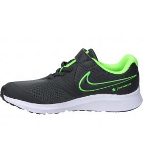 Deportivos adidas RUNFALCON negra eg2545 para mujer running