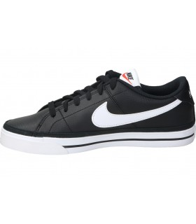 Deportivas color negro de casual skechers 97771l-bkw